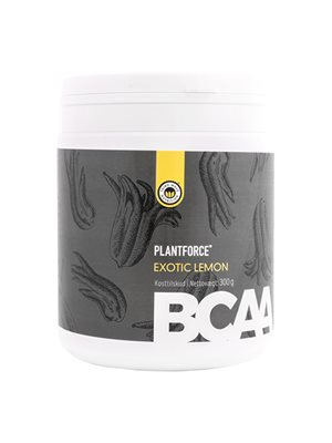 BCAA Exotic Lemon Plantforce
