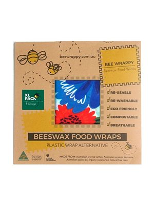 Beeswax Food Wraps 1 x XL