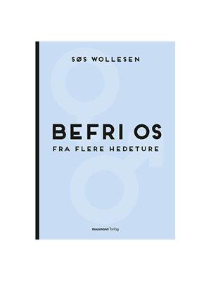 Befri os fra flere hedeture bog forfatter Søs Wollesen