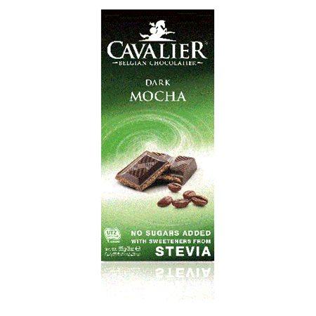 Belgisk chokolade mørk mokka