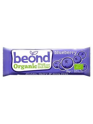 Beond Organic Raw Blåbær Bar Ø