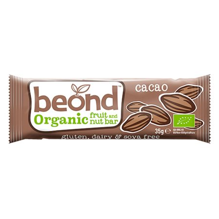 Beond Organic Raw Choc Bar Ø