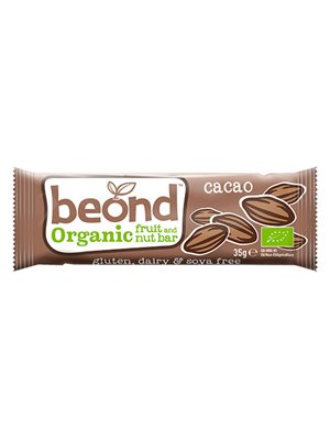 Beond Organic Raw Choc Bar Ø