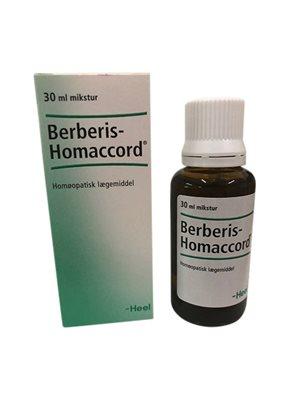 Berberis Homaccord