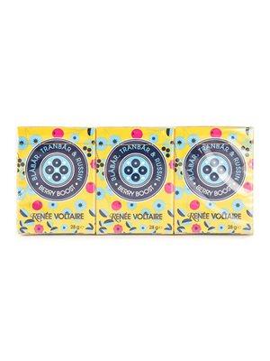Berry Boost 6-pak (6x28g) -  Blåbærk, Tranebær og Rosin - Renée Voltaire