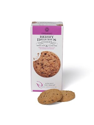 Berry Delicious cookies  glutenfri Ø