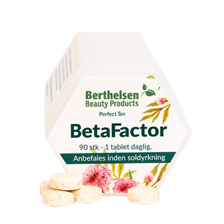 Beta Factor Berthelsen