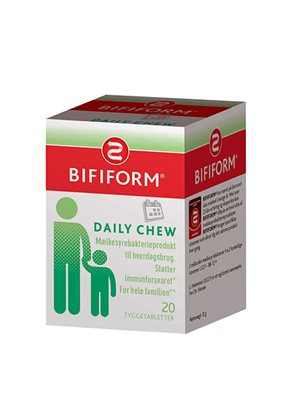 Bifiform daily chews