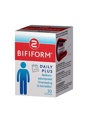 Bifiform daily plus