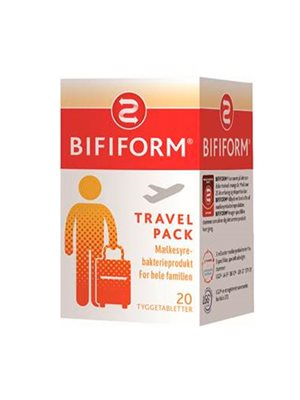 Bifiform Travel Pack (20 stk)