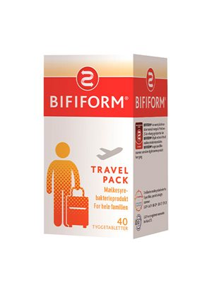Bifiform Travel Pack (40 stk)