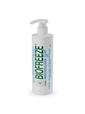 Biofreeze behandlerflaske med pumpe