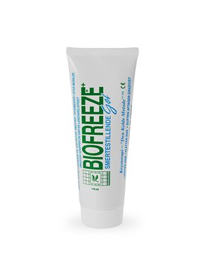 Biofreeze massagegel i tube