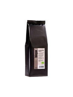 Biogan kaffe Ø  Blanding af Arabia og Robusta