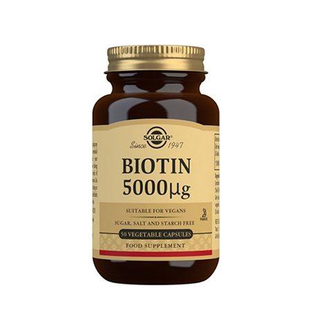 Biotin 5000 ug
