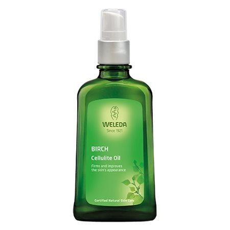 Birch Cellulite Oil Weleda