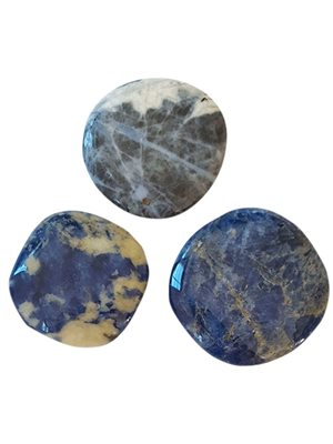 Blå Sodalit (poleret)