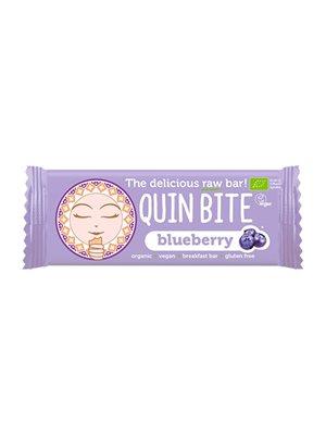 Blåbær bar - Quin Bite