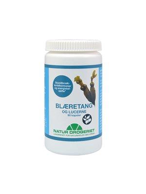 Blæretang (Havalge m.  lucerne) 400 mg