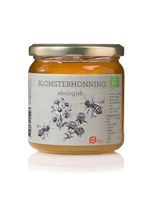 Blomster honning Ø