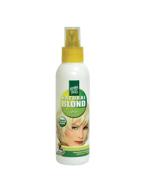 Blondspray camomille Henna  Plus