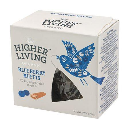 Bluebery Muffin te Ø  Higher Living