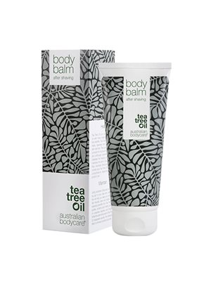 Body Balm - after shaving