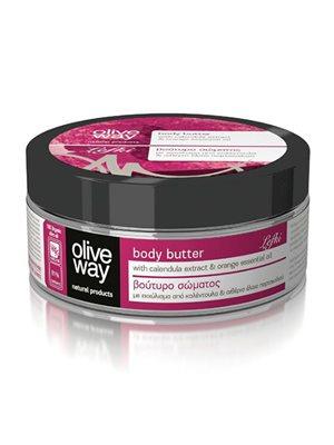 Body butter lefki  Olive Way