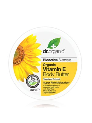 Body Butter Vitamin E