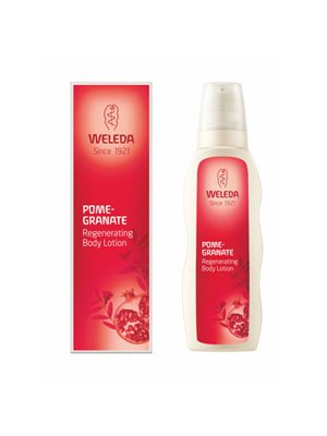 Body Lotion Regenerating  Pomegranate Weleda