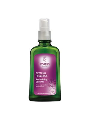 Body oil Evening Primrose Age Revitalising Weleda