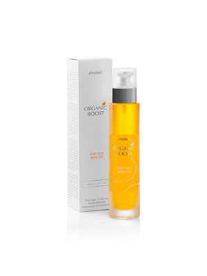Body oil high care Organic  Boost