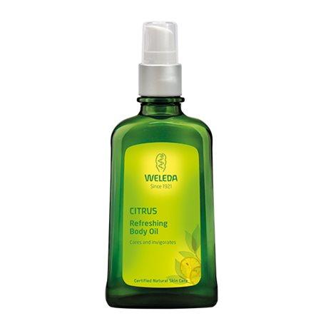 Body Oil refreshing citrus  Weleda
