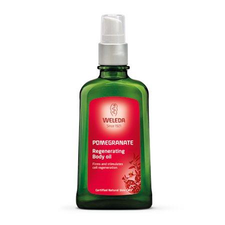 Body Oil Regenerating  Pomegranate Weleda