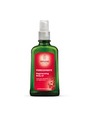 Body Oil Regenerating  Pomegranate Weleda