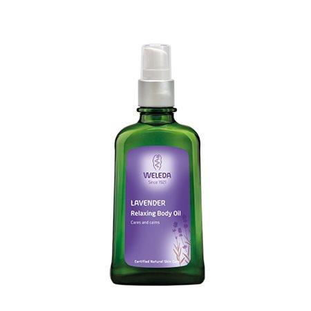 Body Oil Relaxing Lavender  Weleda