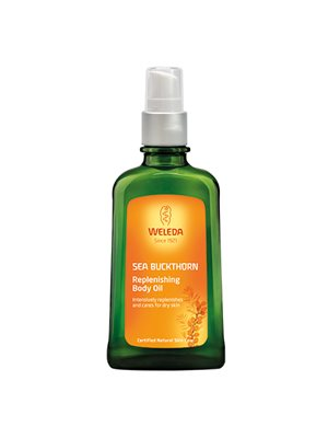 Body Oil Sea Buckthorn Weleda