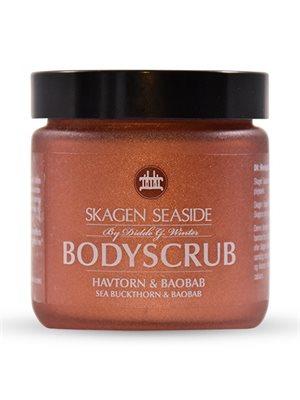 Body scrub til ansigt og krop