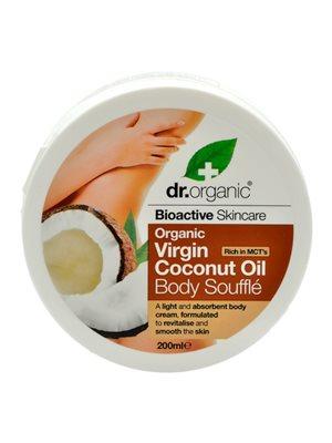 Body soufflé Coconut Dr.  Organic