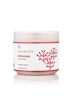 Body Sugarscrub Revitalising