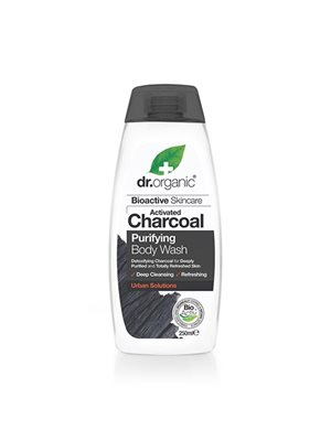 Body Wash Charcoal Purifying Dr. Organic