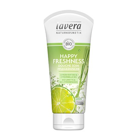 Body Wash Happy Freshness  Lavera Body & Wellness Care