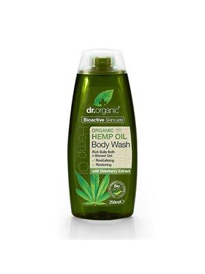 Body wash Hemp oil