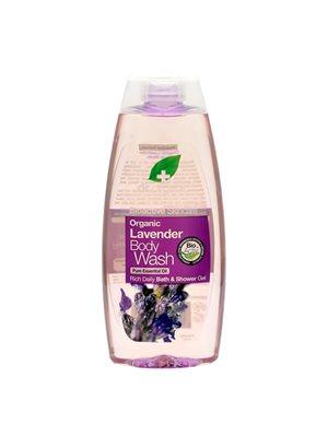 Body wash Lavender Dr.  Organic
