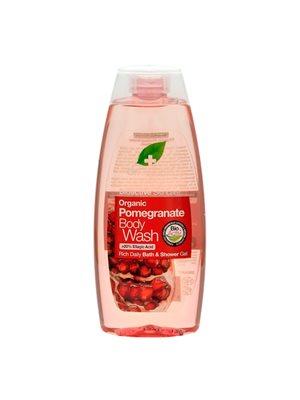 Body wash Pomegranate  Dr. Organic