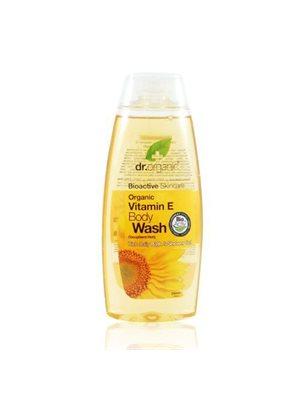 Body wash Vitamin E Dr. Organic