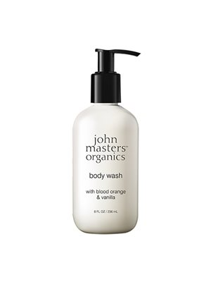Bodywash Blood Orange &  Vanilla John Masters Alle hudtyper