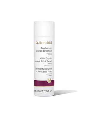 Bodywash lavender  sandalwood calming Dr. Hauschka