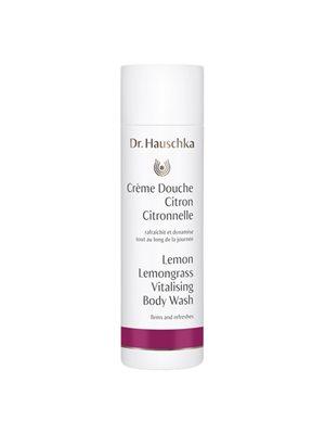 Bodywash lemon lemongrass  vitalising Dr. Hauschka