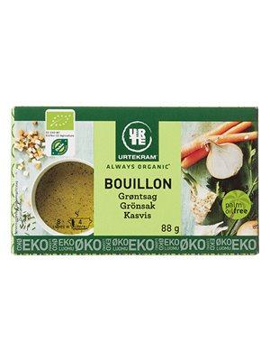 Bouillon grøntsag Ø 8 stk a 11 g